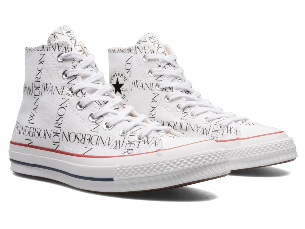 Converse x JW Anderson CT 70 Grid Print White