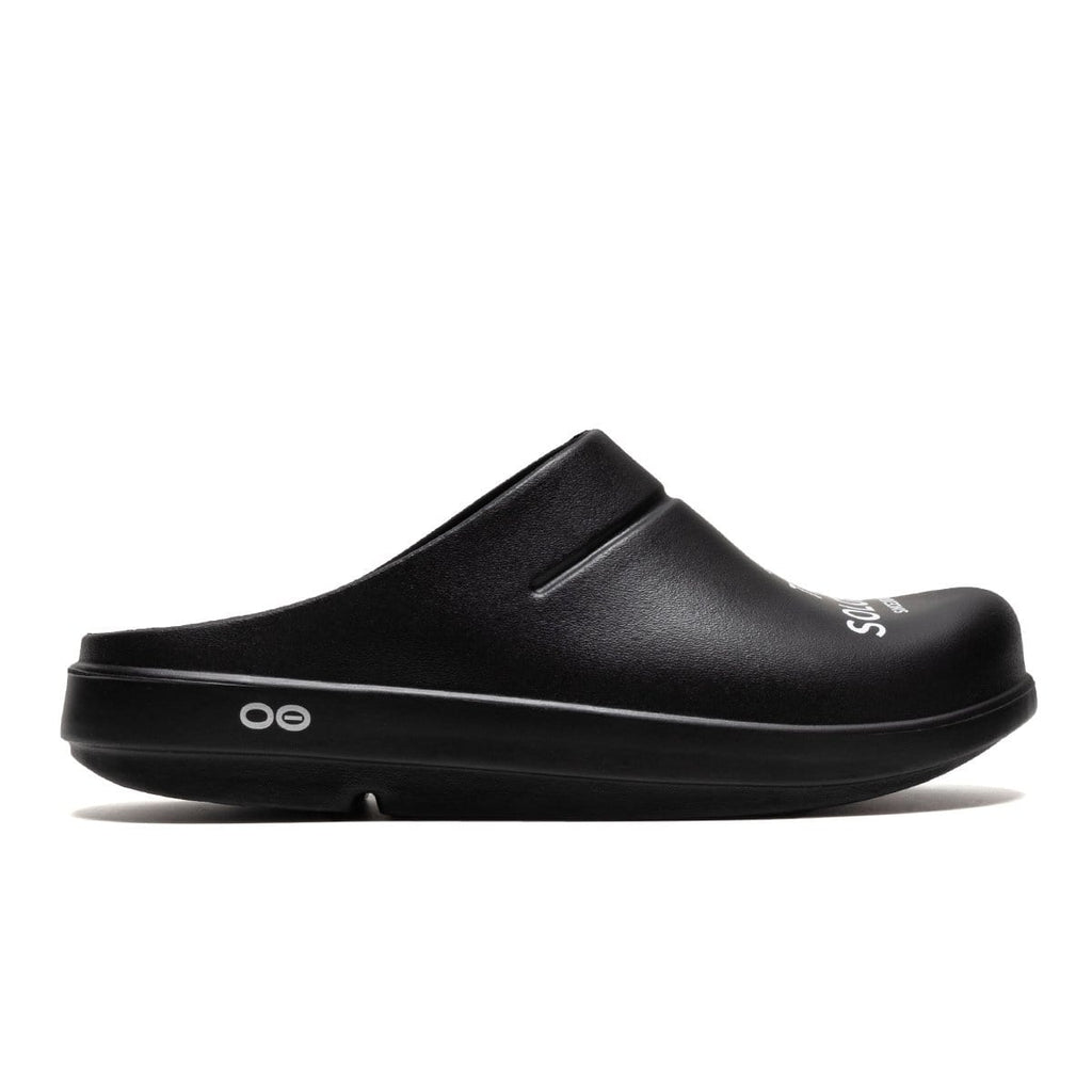 TAKAHIROMIYASHITA The Soloist. Shoes x OOFOS SIGNATURE CLOGS