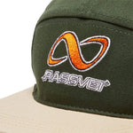 Load image into Gallery viewer, Rassvet Headwear DARK GREEN / O/S EMBROIDERED CAP