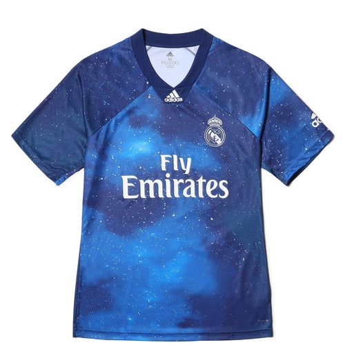 on sale 21206 23cc6 x EA Sports REAL MADRID JERSEY Blue – Bodega