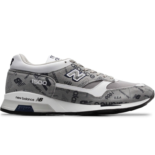 New Balance M1500NBG Grey/Navy