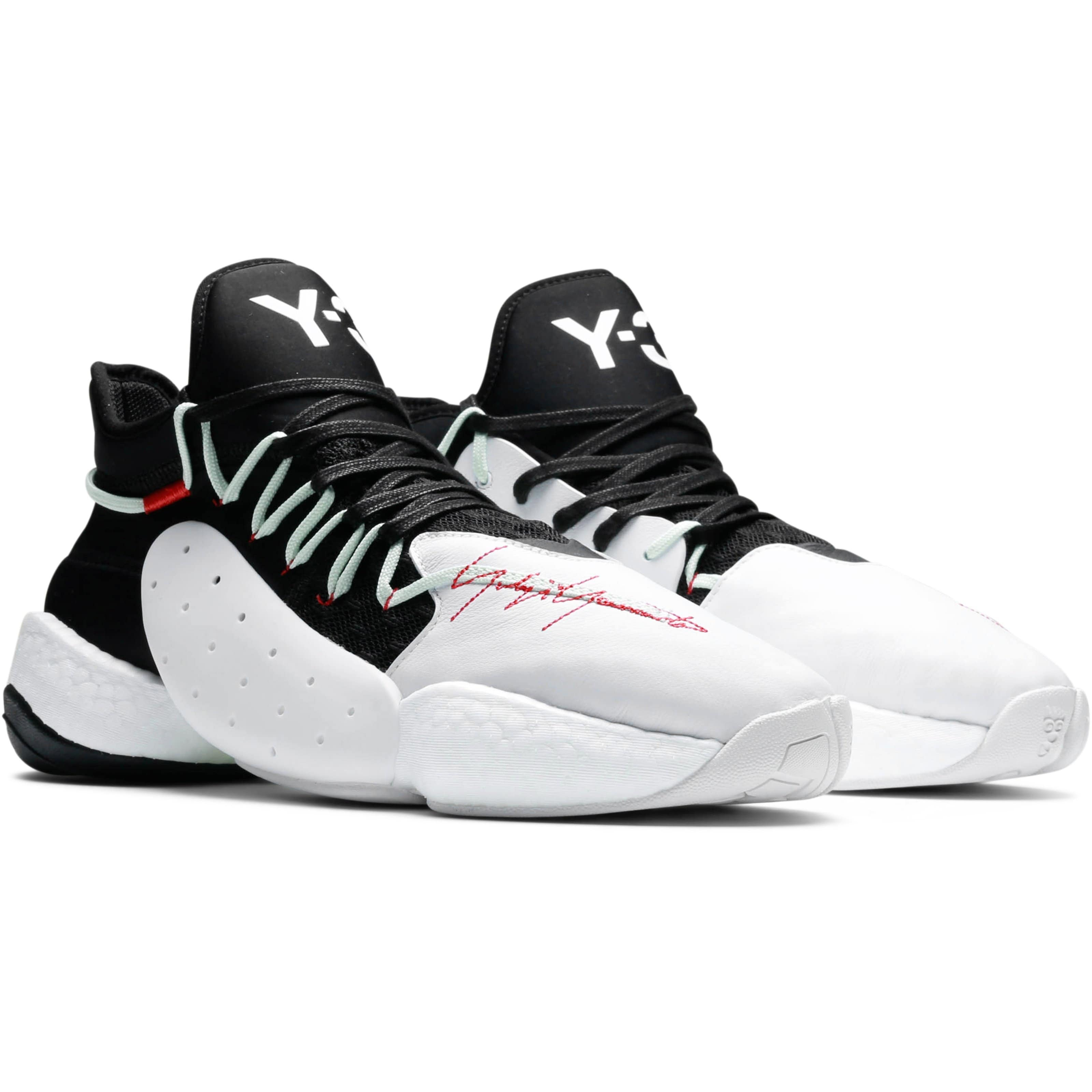 Adidas Y-3 Shoes Y-3 BYW BBALL