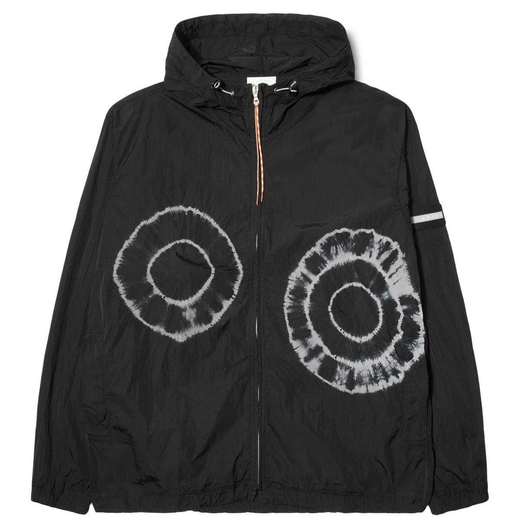 Aries Outerwear TIE-DYE WINDCHEATER JACKET