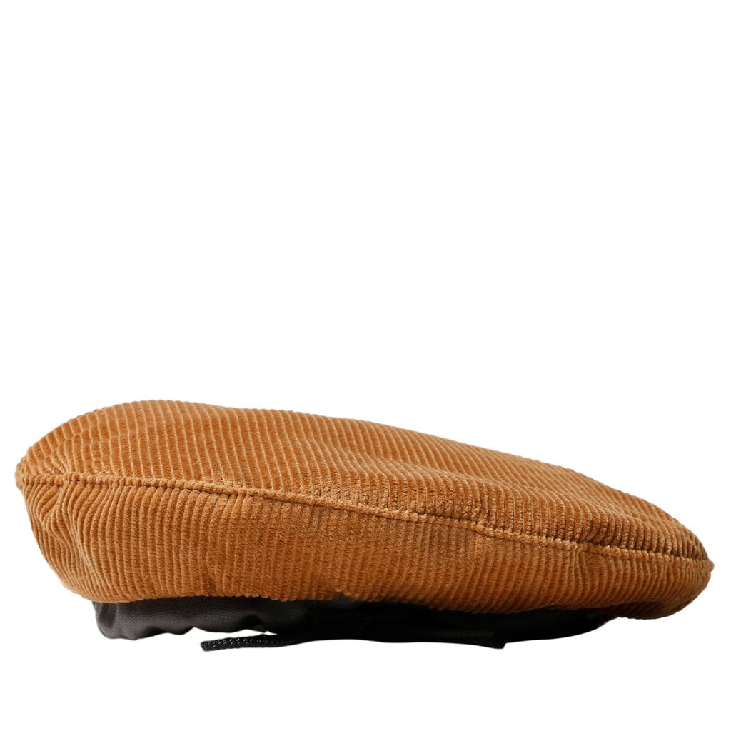Engineered Garments BERET Chestnut 8 wale corduroy