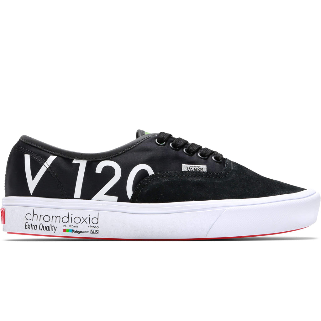 Vault by Vans x Bodega ULTRACUSH AUTHENTIC Bodega V120 Black/Multi