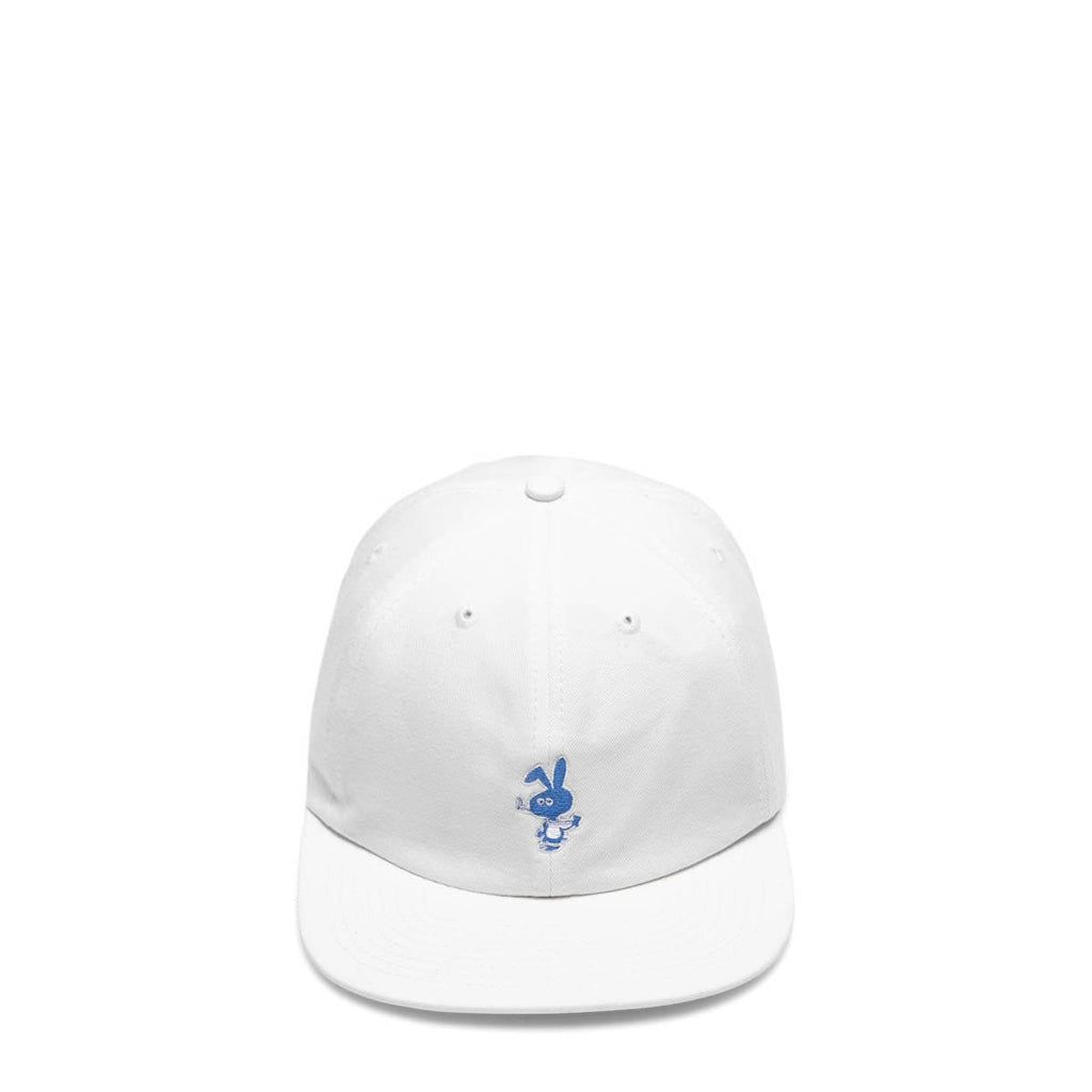 Cold World Frozen Goods Headwear WHITE / O/S COLD BUNNY UNSTRUCTURED 6 PANEL