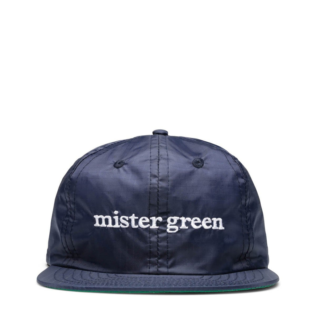 c08e96fb Mister Green WORDMARK CAP Navy