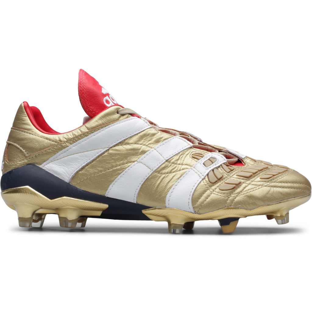 Adidas PREDATOR ACCELERATOR FG ZZ Gold Metallic/Gold Metallic/Core Black