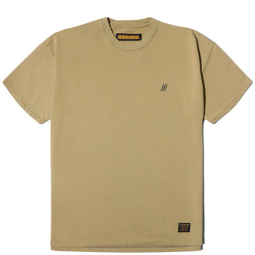 c2b03217f394 Neighborhood T-Shirts MIL-SQD / C-CREW . SS KHAKI