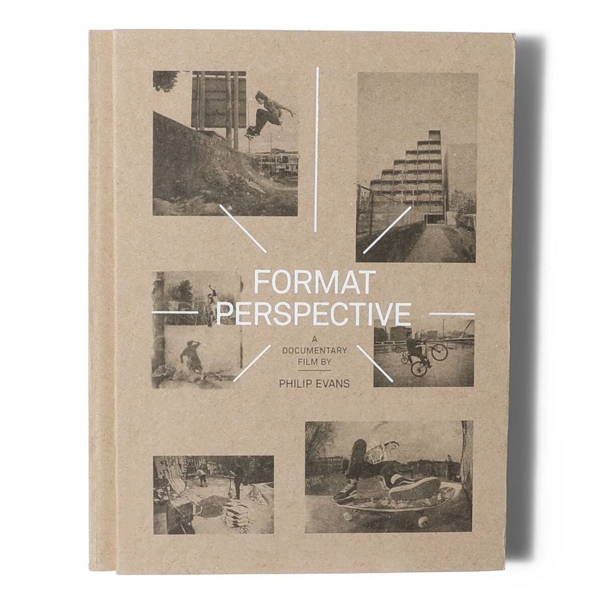 Carhartt W.I.P. FORMAT PERSPECTIVE BOOK/DVD by Philip Evans