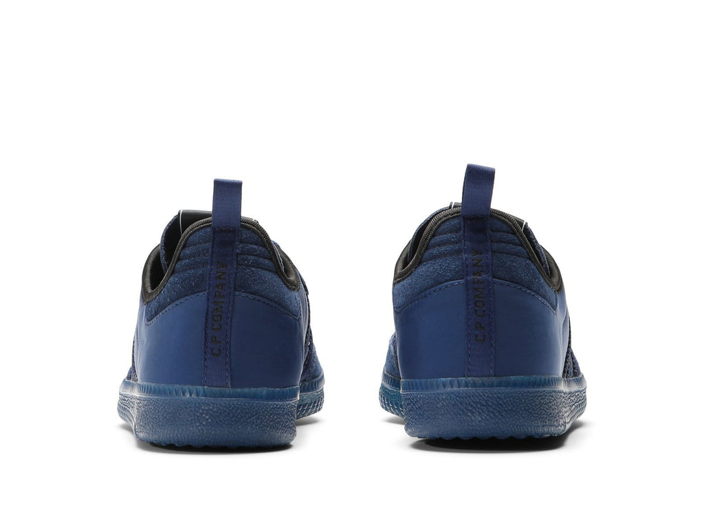 Adidas x C.P. Company SAMBA Dark Blue/Night Sky/Dark Purple