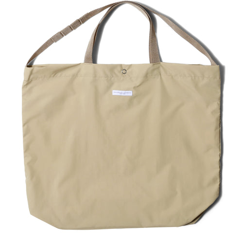 Engineered Garments CARRY ALL TOTE Khaki