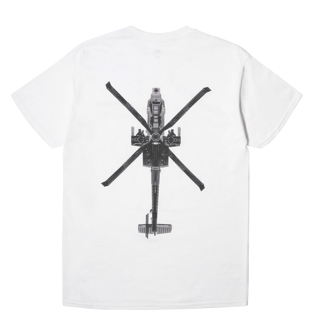 "Bedwin & the Heartbreakers S/S PRINT TEE ""JORDAN"" White"