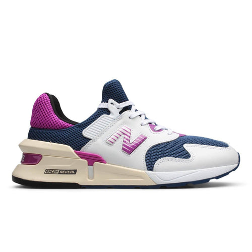 separation shoes 3547f 87ba6 New Balance MS997JHA White Blue Purple