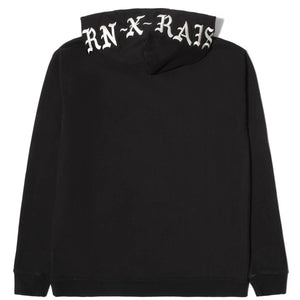 Born x Raised Front Street Hoody Black
