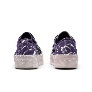 Needles Shoes ASYMMETRIC GHILLIE SNEAKER