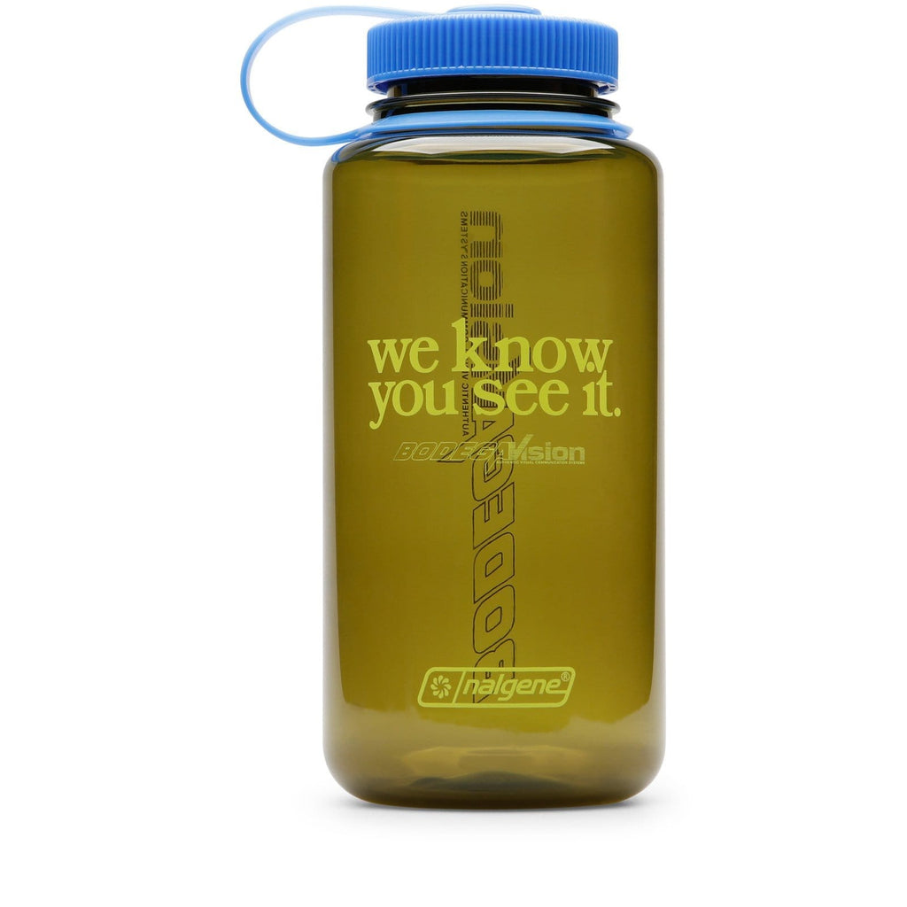 BODEGA VISION NALGENE BOTTLE Green