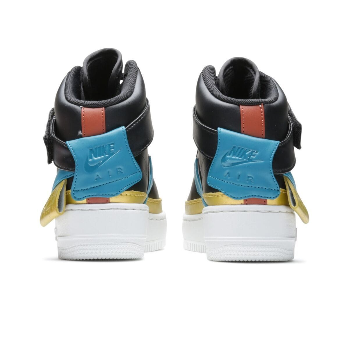 best loved 758d4 7aa02 Nike AIR FORCE 1 JESTER HIGH XX (Black Blustery-Dusty Peach)