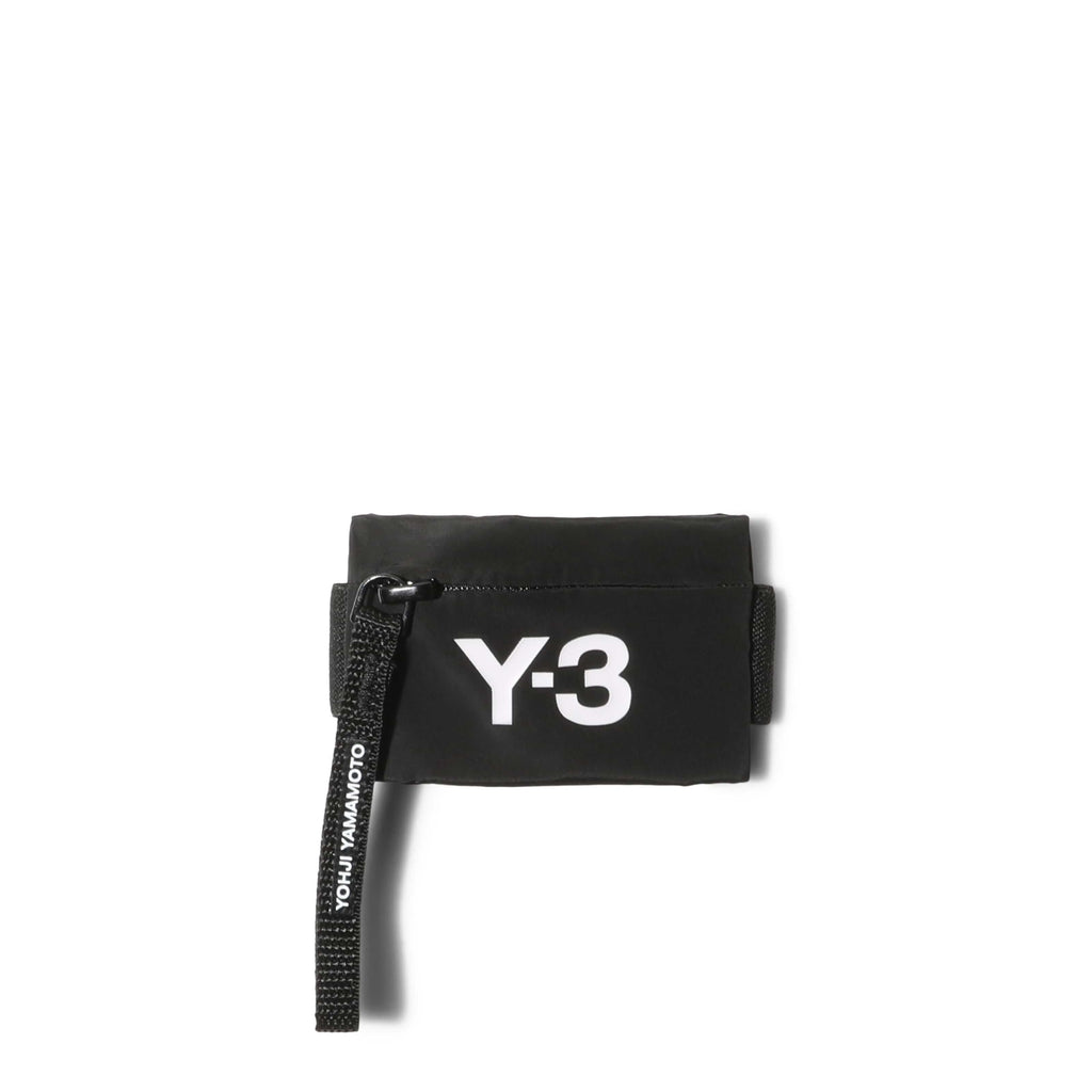 Adidas Y-3 MINI WRIST WALLET Black