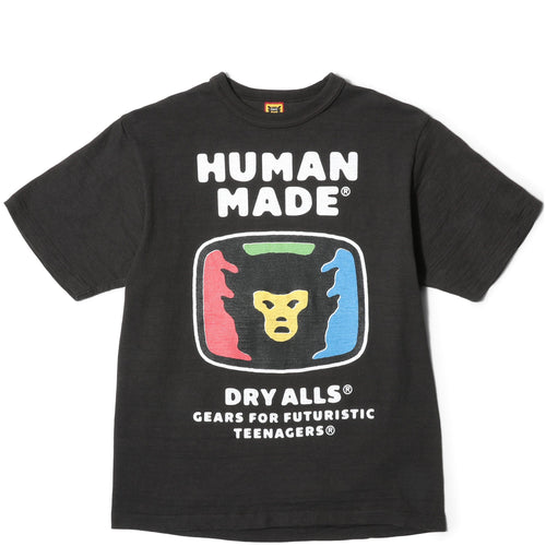 Human Made T-SHIRT #1711 Black