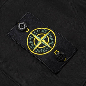 Stone Island Sweat Short 721564651 Black V0029
