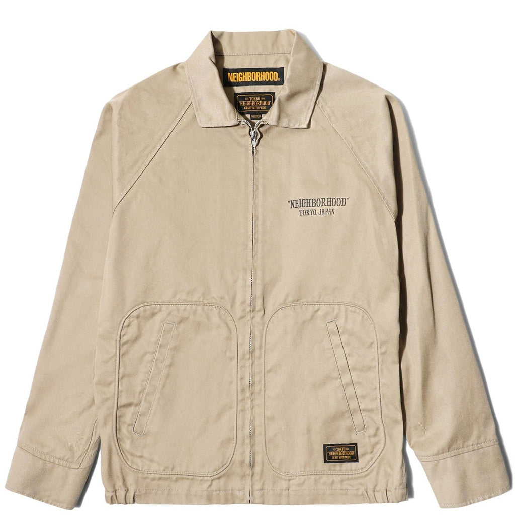 Neighborhood DRIZZLER / EC-JKT Beige