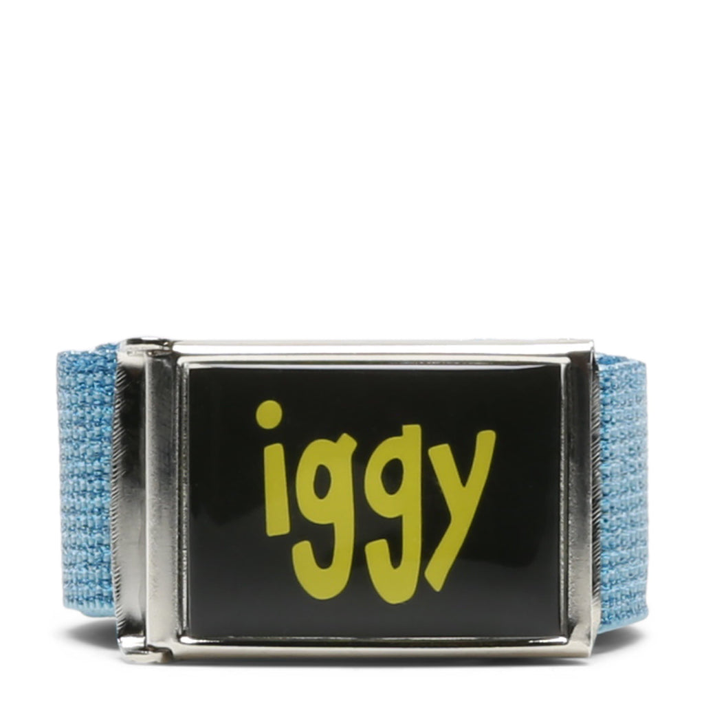 Iggy FLIP TOP RAINBOW BELT Blue