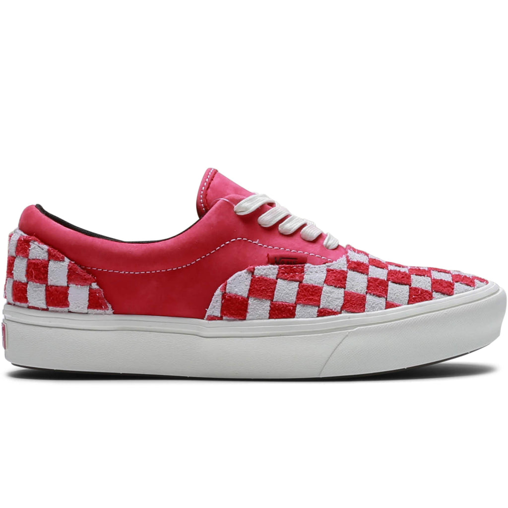 Vault by Vans COMFYCUSH ERA LX Red/Checkerboard