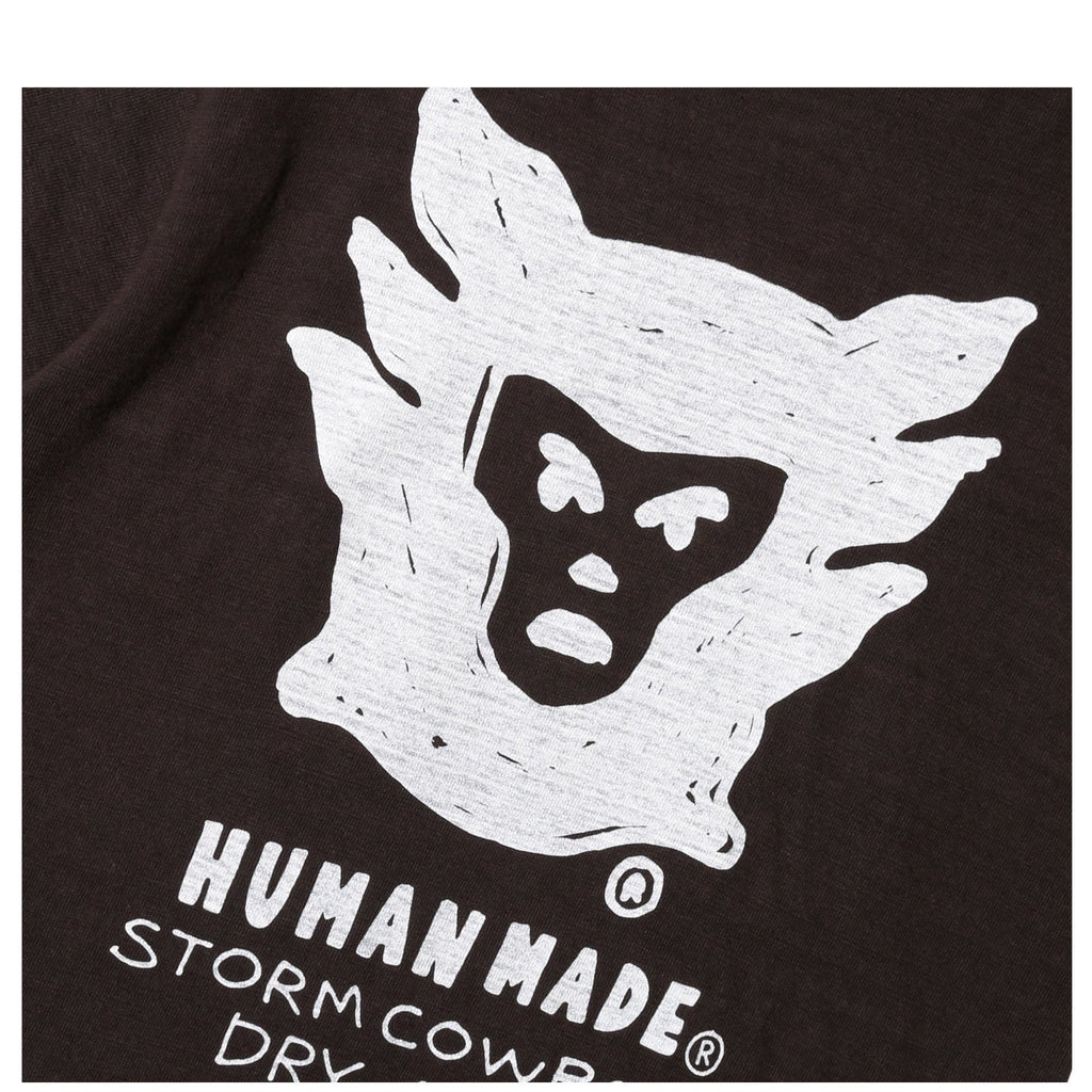 Human Made T-SHIRT #1501 Black
