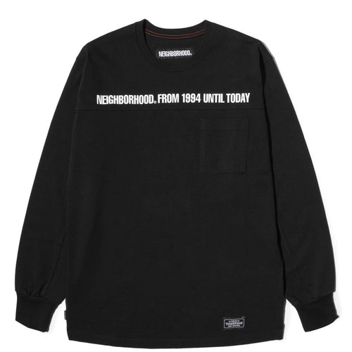 Neighborhood CLASSIC-P / C-CREW . LS Black