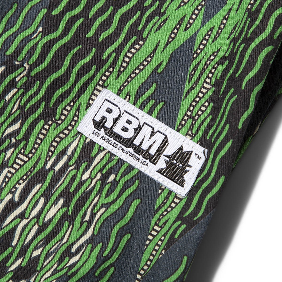 Real Bad Man Outerwear JUNGLETIME ANORAK