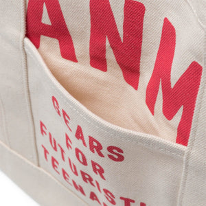 Human Made Bags & Accessories WHITE / O/S TOTE BAG