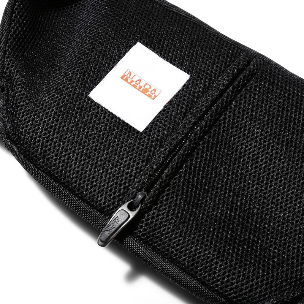 Napa by Martine Rose H-PERIC WAIST BAG (Black)