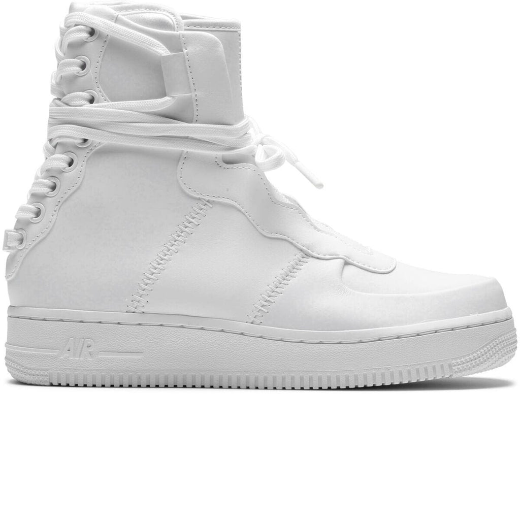 Nike AIR FORCE 1 REBEL XX (WHITE/WHITE-WHITE) [AO1525-101]