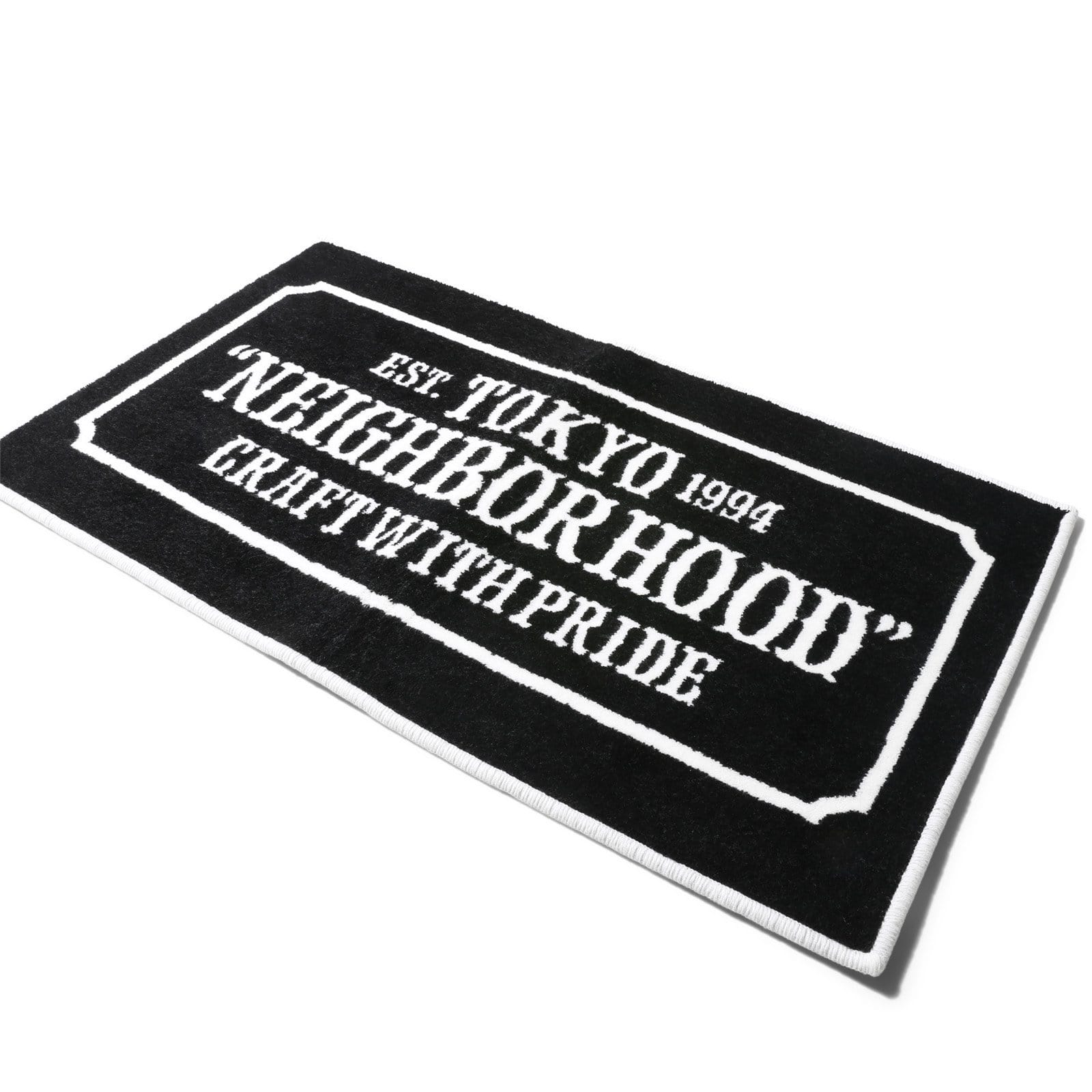 Neighborhood Bags & Accessories BLACK / O/S BAR & SHIELD / A-MAT