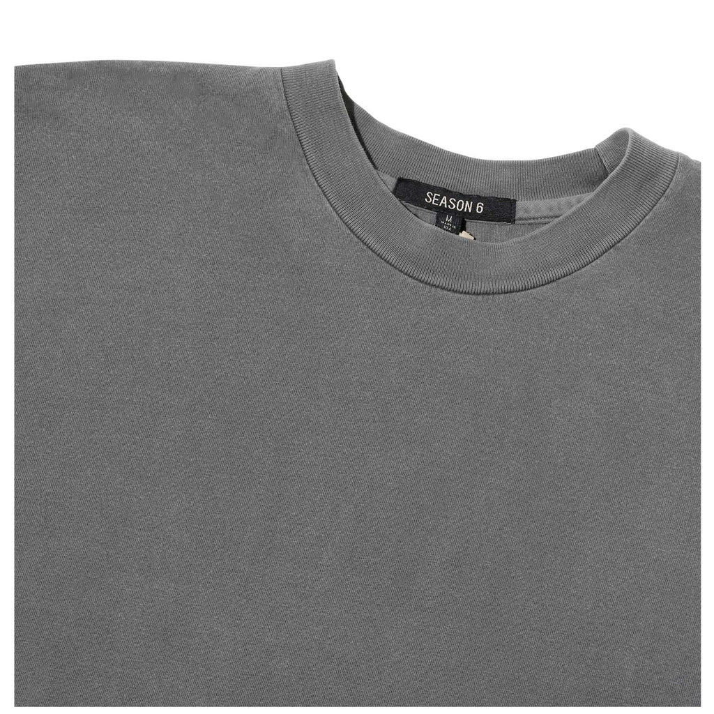 Yeezy Season 6 CLASSIC T SHIRT Gravel