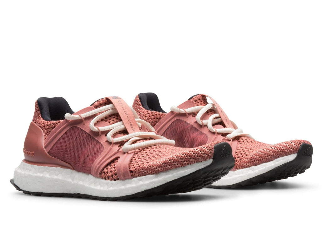 b270b2954 ... Adidas Stella McCartney Women s Ultraboost Rose Pink Coffee Rose Core  Black ...