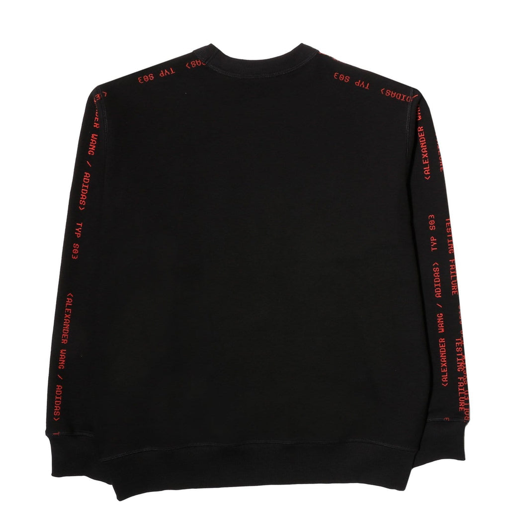 Adidas AW CREW Black/Core Red