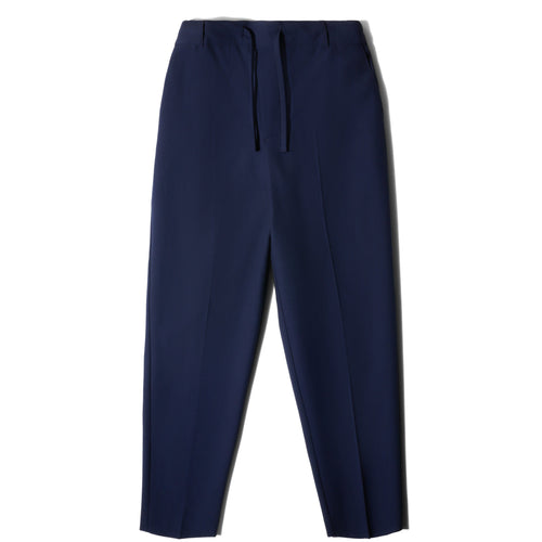 Maison Kitsuné SMALL CHECK CITY PANT Navy Check