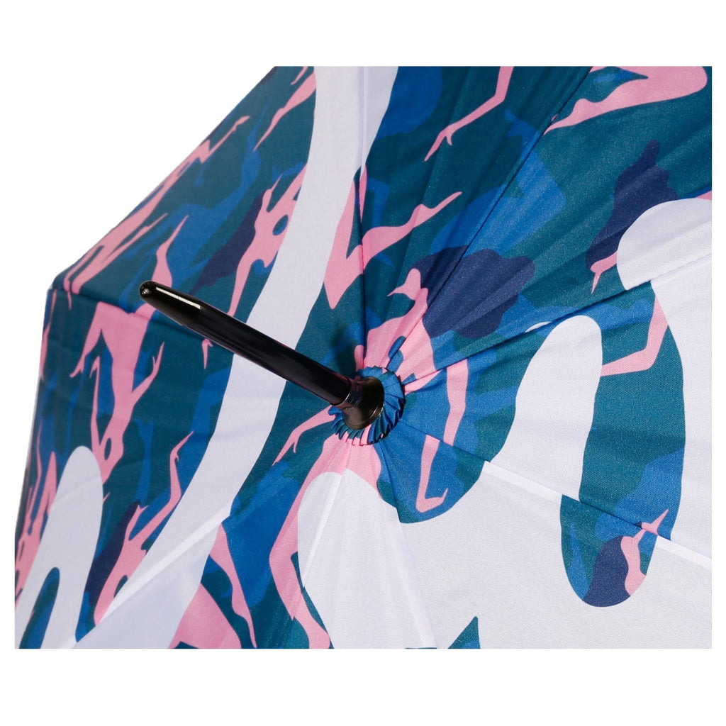 By Parra UMBRELLA MUSICAL CHAIRS Green