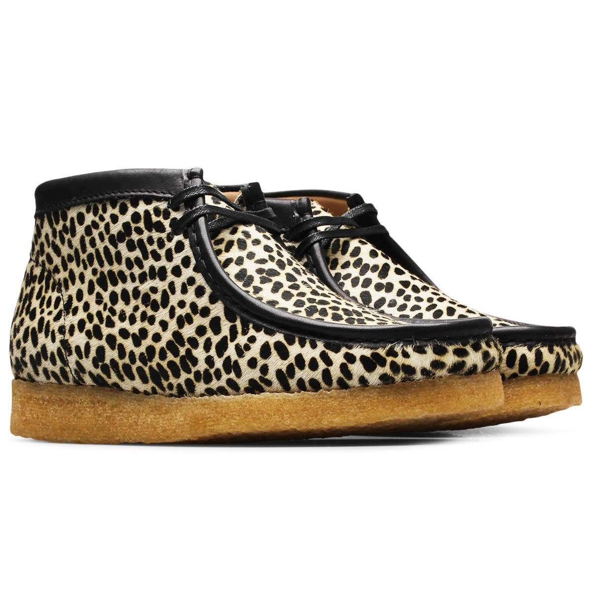 Clarks WALLABEE BOOT Cheetah