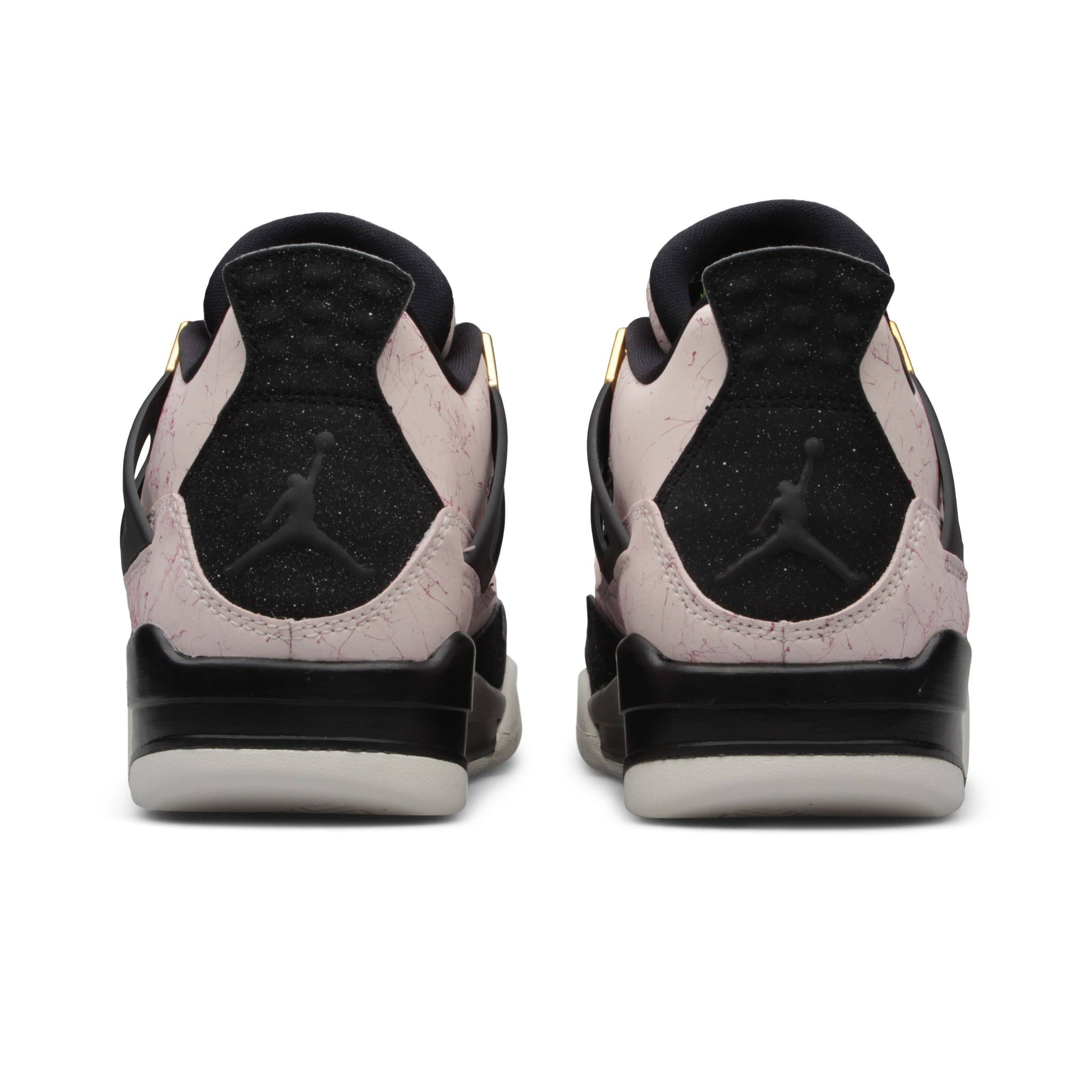 bc198a475671 WOMEN S AIR JORDAN 4 RETRO (SILT RED BLACK-PHANTOM-VOLT)  AQ9129-601 ...