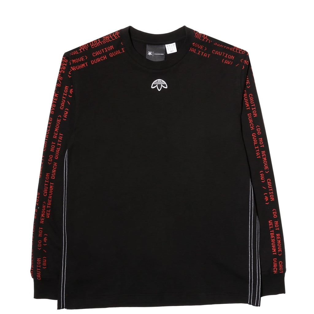 Adidas AW LS Black/Core Red
