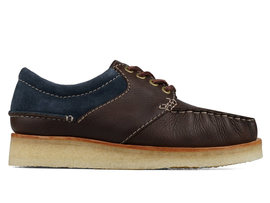 Clarks WALLACE Blue Combi