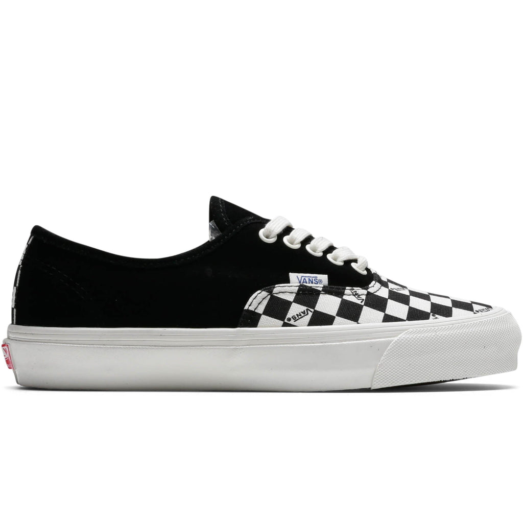 53495b0dfb Vault by Vans U OG AUTHENTIC LX Black Checkerboard