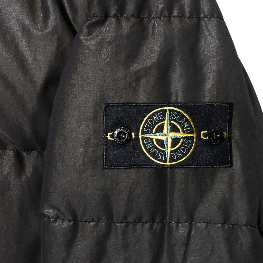 Stone Island REAL DOWN OUTERWEAR 691543750 Black