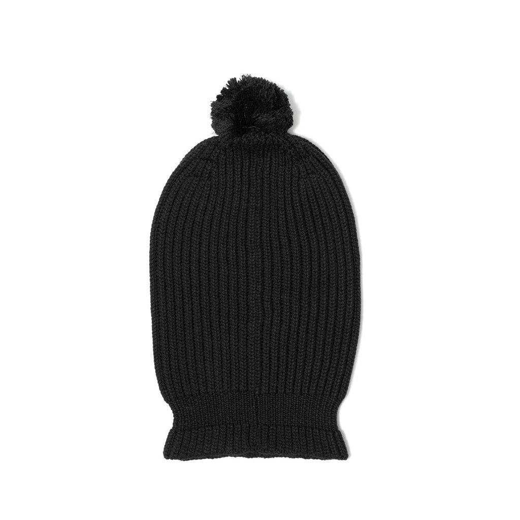 Engineered Garments FACE BEANIE Black