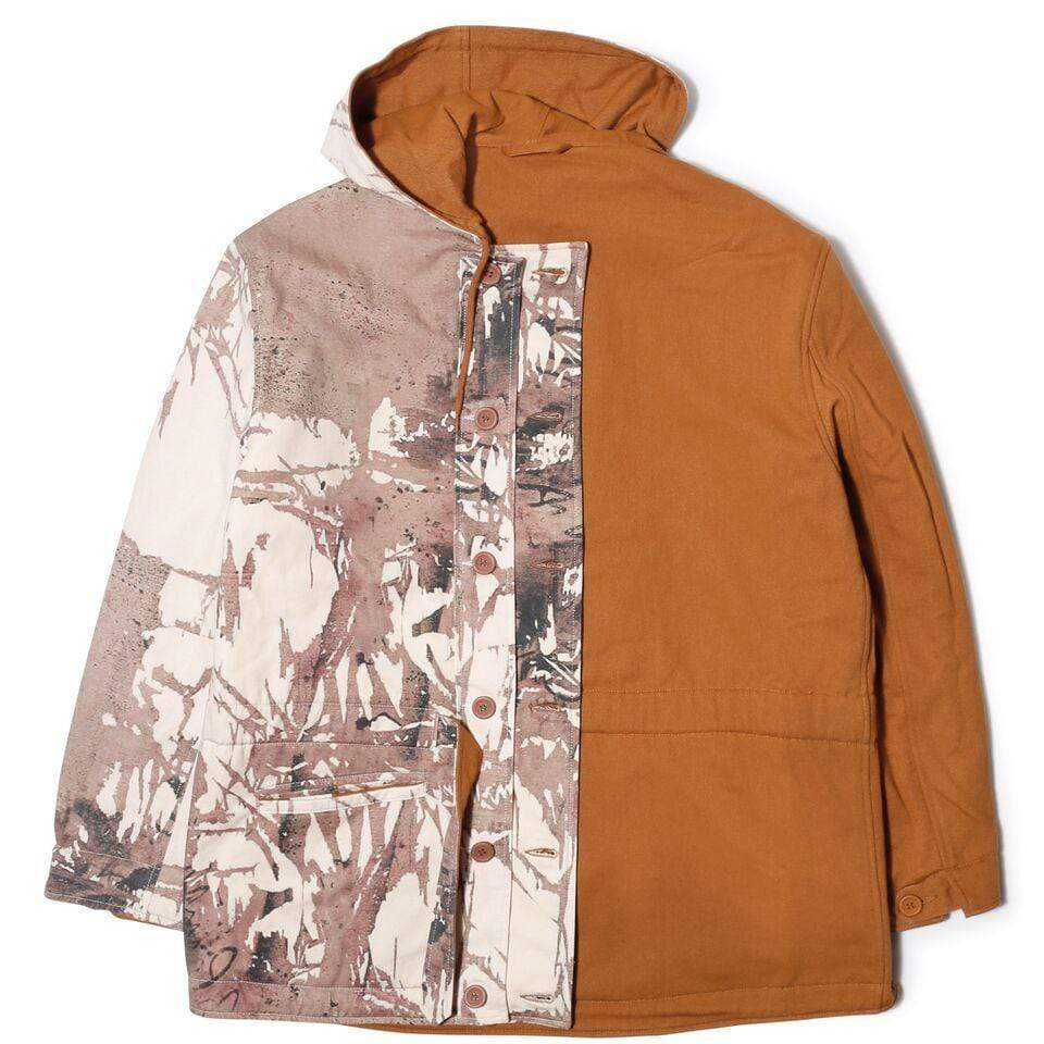 JOSH SMITH REVERSIBLE HOODED