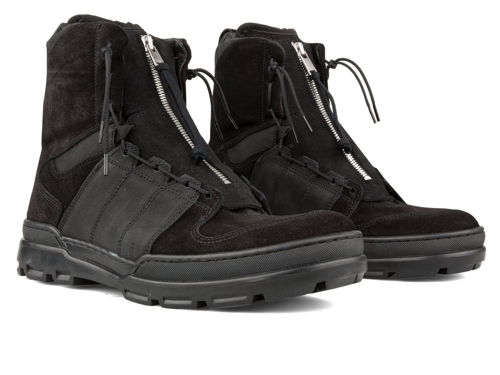 Nonnative TROOPER BOOTS Black