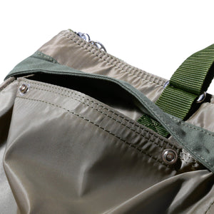 Nanamica Bags & Accessories KHAKI/SAGE GREEN / O/S HELMET BAG